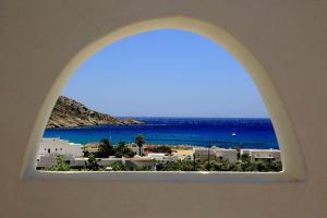 Isla Ios Grecia