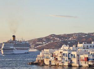 Crucero por Islas Griegas