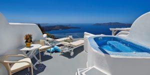 Oia Santorini Grecia